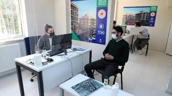 Başakşehir'e Kentsel Dönüşüm Projesi Uzlaşma Ofisi
