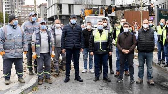 Beşiktaş Belediye Başkanı Akpolattan 1 Mayıs mesajı