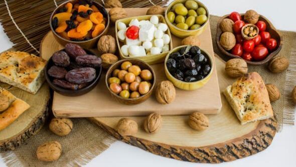Ramazan'a özel beslenme tavsiyeleri