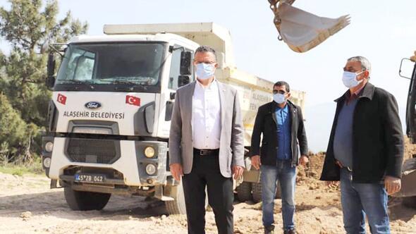 Başkan Öküzcüoğlu: Her şey Alaşehir için