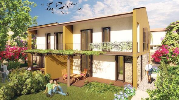 Modern köy yaşamı hayali kuranlar için