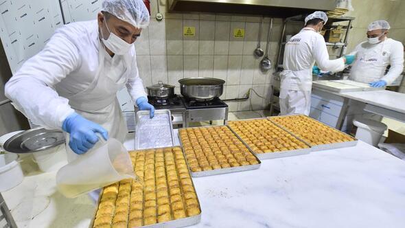 Halk Ekmek Fabrikası tatlı üretimini arttırdı