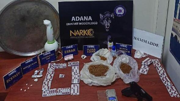 Adanadaki torbacı operasyonlarına 76 tutuklama