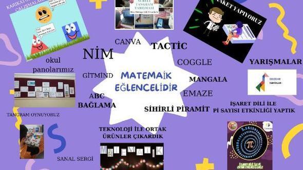 Öğretmenden Matematik Durağı projesi