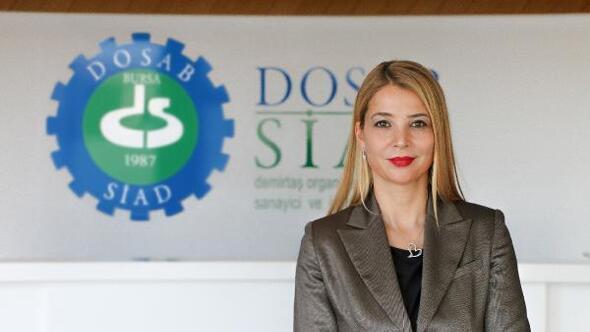 DOSABSİAD Başkanı Çevikel: Üretici, ekonominin yapı taşı