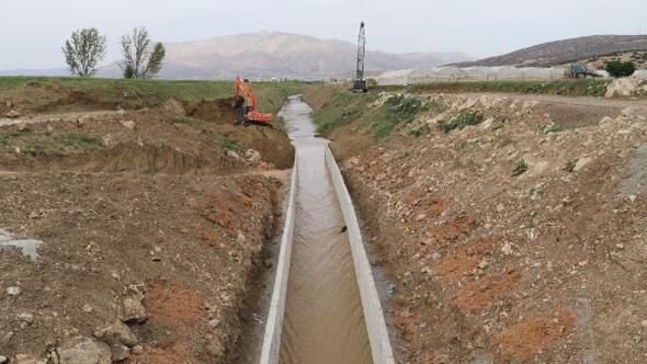 Düden suyu tahliye kanalı pompaları çalıştırıldı