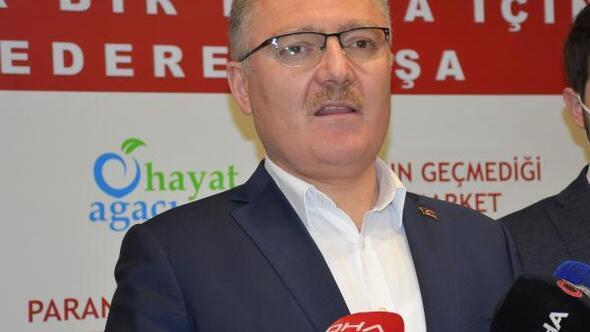 Sivas Belediyesinden ailelere 500 TL yardım