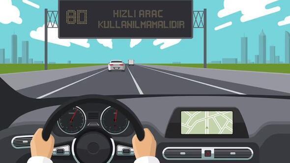 Trafik kuralları hayat kurtarır