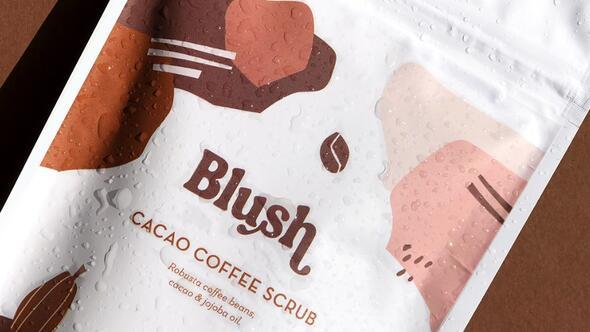 Vücut bakımında yeni trend: Blush Coffee Scrub