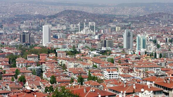 Konut satışında Ankara ikinci