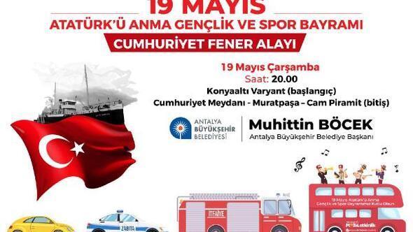 19 Mayısa özel mobil etkinlik: Bandırma Vapuru yollarda