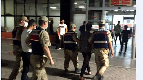 Kiliste 2 hırsızlık şüphelisi tutuklandı