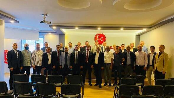 MHPli İpek: 2023te Erdoğan için var gücümüzle çalışacağız
