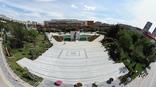 Karayalçın Meydanı bugün açılıyor