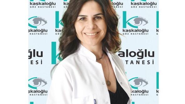 Plazma tedavisiyle göz kapağı estetiği