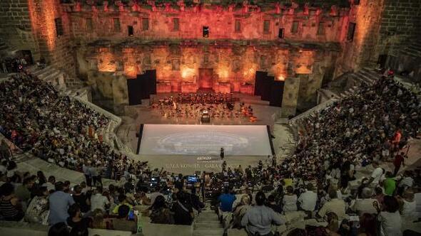 Aspendos Festivali Eylülde