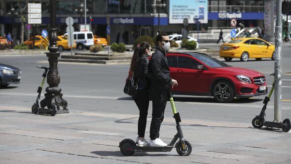 İşte yeni scooter kuralları
