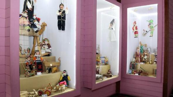 Antalya Oyuncak Müzesine TKBden ödül