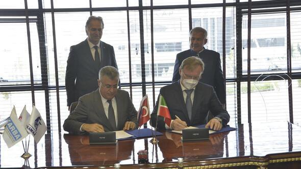 Tataristan'ın kamyonlarını Ankaralı firma dönüştürecek