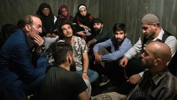 Ankaralı tiyatroculardan umut hikâyesi