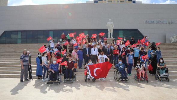 Türk Tarih Müzesi'nin özel ziyaretçileri
