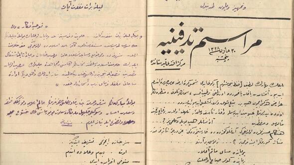 Atatürk'ten hediye
