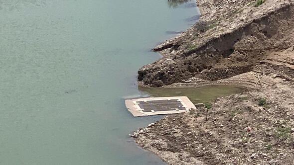 Barajlar kuraklık alarmı veriyor