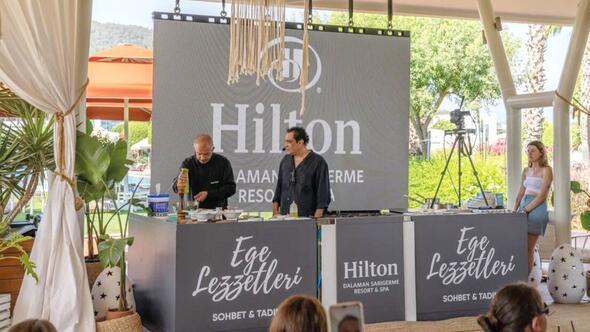 Hilton Dalaman'da gastronomi şöleni