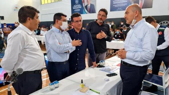 Kepez Belediyesine İçişleri Bakanlığından Manavgat görevi