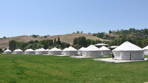 Türkiye'nin en büyük ikinci 'Millet Bahçesi' açılışa hazırlanıyor