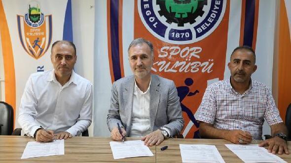 İnegöl Belediyespor 2. Lig Voleybol Takımı, Serkan Seçkin'e emanet