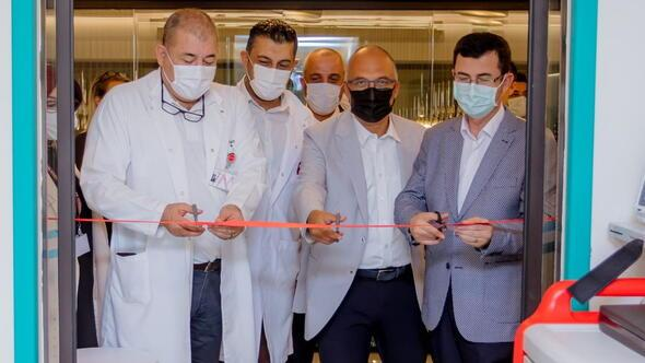 Onkoloji bölümü hizmete açıldı