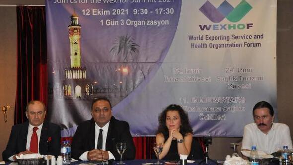 İzmir sağlık turizmi zirvesine ev sahipliği yapacak