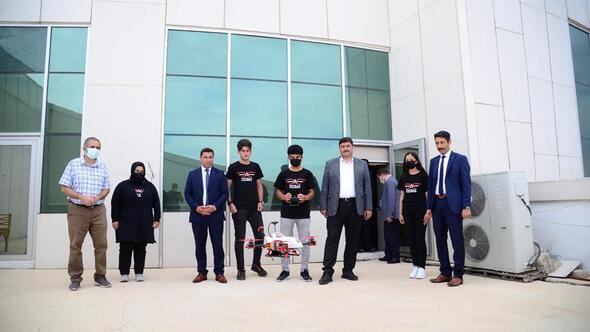 Ankaralı liselilerin TEKNOFEST 2021 başarısı