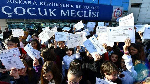 ABB Çocuk Meclisi başvuruları başladı