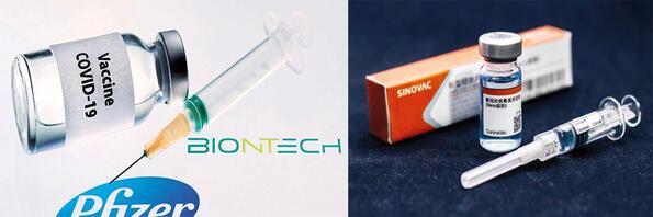 Sinovac mı, BioNTech mi daha güçlü