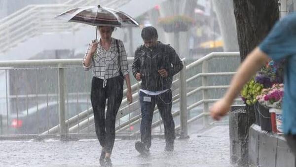Meteorolojiden Ege bölgesi  için yağış uyarısı