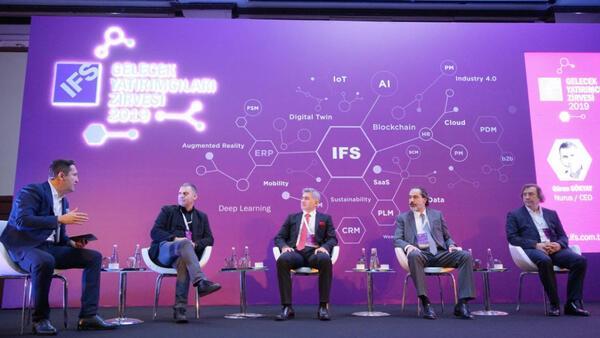 IFS Gelecek Yatırımcıları Zirvesi sona erdi