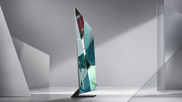 CES 2020: Samsung yeni QLED 8K TV'sini görücüye çıkardı