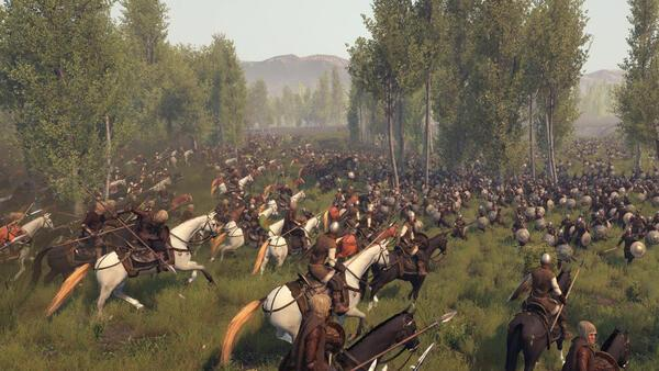 Gaming İstanbul'dan Mount & Blade II sürprizi