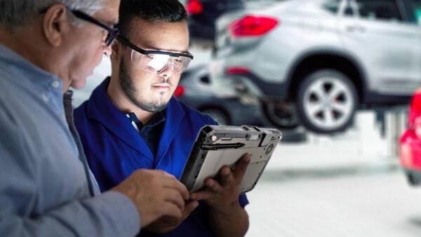 BMW, dayanıklı mobil bilgisayar için Getac ile işbirliğine gitti