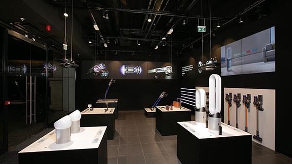 Dyson, Türkiye'deki ilk servis merkezini İstanbul'da açtı