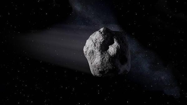 Büyük bir asteroidin Dünya'ya çarpma olasılığı düşünülenden daha yüksek