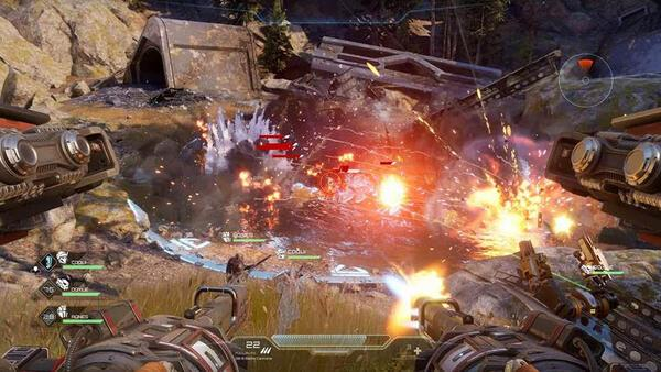Disintegration - Multiplayer açık beta bugün başlıyor