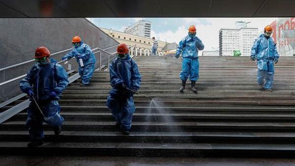 Rusya'da korkutan artış sürüyor