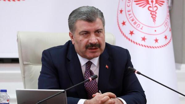 Sağlık Bakanı Fahrettin Koca'dan dolmuş kooperatiflerine çağrı