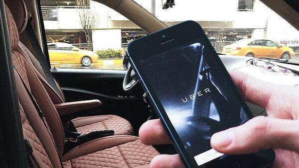 Uber'e 25 milyon lira ceza