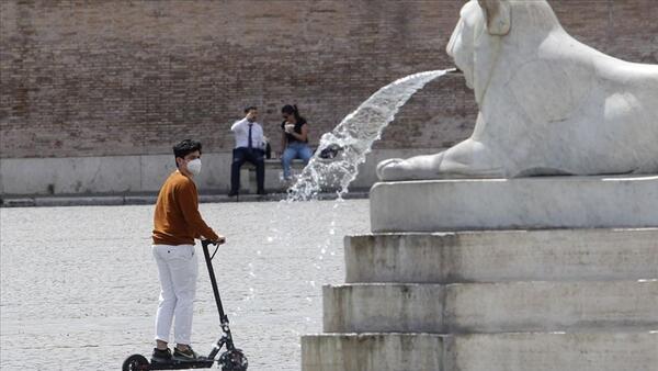 İtalya'da corona virüsten ölenlerin sayısı 34 bin 938'e yükseldi