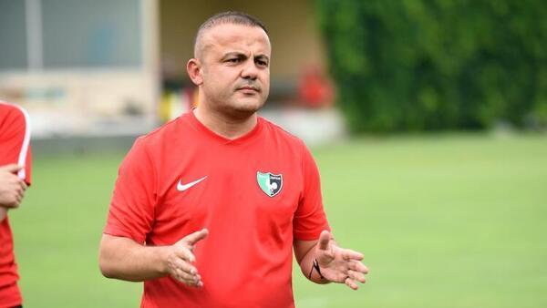 Denizlispor'da Trabzonspor maçı hazırlıkları sürüyor