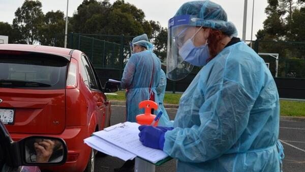 Avustralya'da koronavirüs alarmı